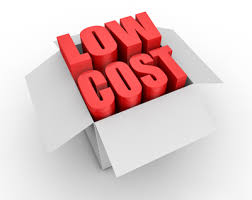 Trade options with low cost !
